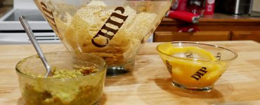 You can't have nachos without queso and guacamole, so here's a quick recipe for both.