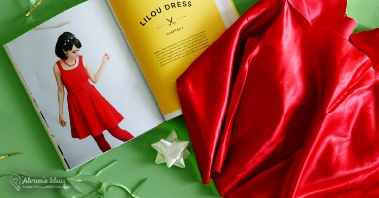 Akram's Ideas: Tilly & the Buttons Lilou Dress