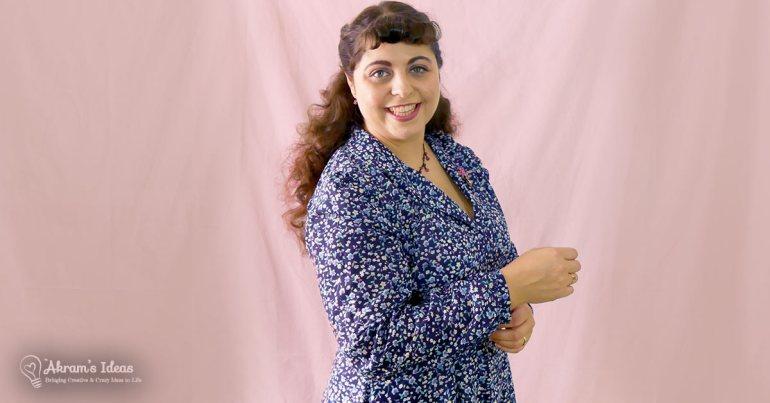 Sew Over It - Vintage Shirt Dress sleeve hack