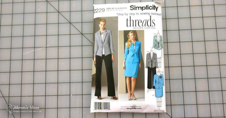 Simplicity 2229