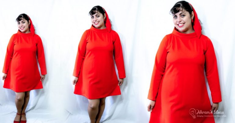 Sharing another completed UFO and why it's taken me over a year to complete this Tilly & the Buttons Coco dress.