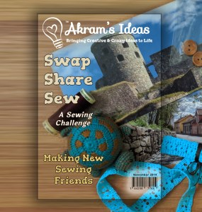 Akram's Ideas: Swap Share Sew