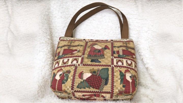 Akram's Ideas: Miss Maggie Handbag Xmas