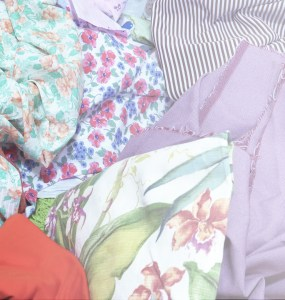 Akram's Ideas: Spring Fabric Haul