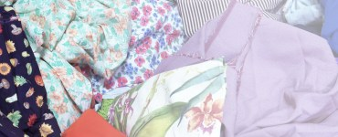 Akram's Ideas: Spring Fabric Haul