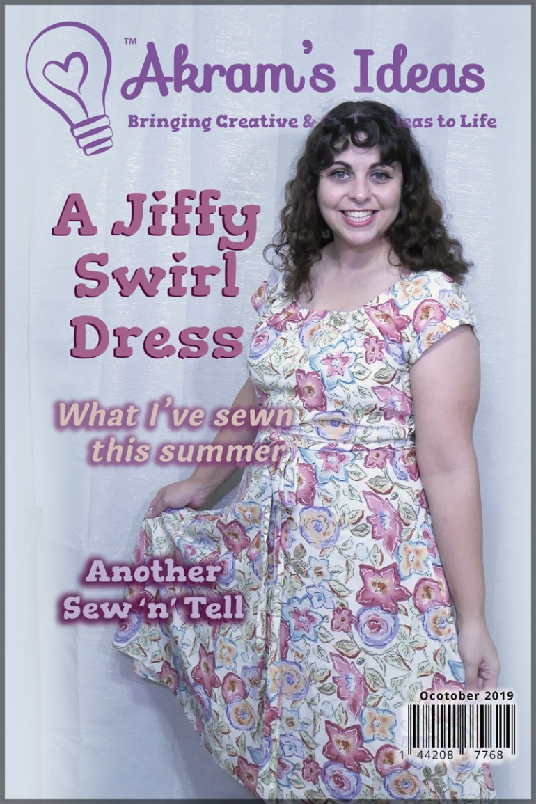 Akram's Ideas: Summer Sewing