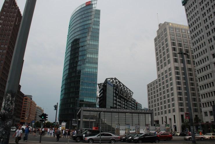 Nye bygninger