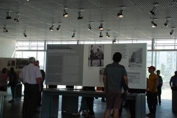 Inne på museet