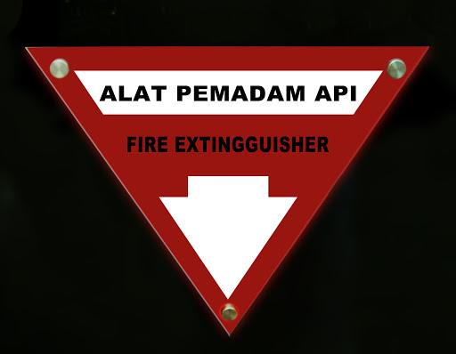 Sign Apar Standar  akrilikdanacrylic