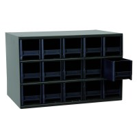Plastic Bin Storage Cabinets