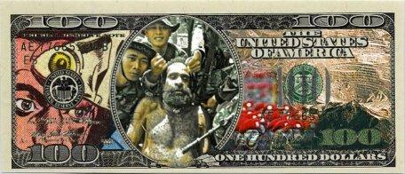100 dollar indonesia