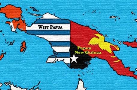 west_papua_new_guinea_flag_map_ak_rockefeller