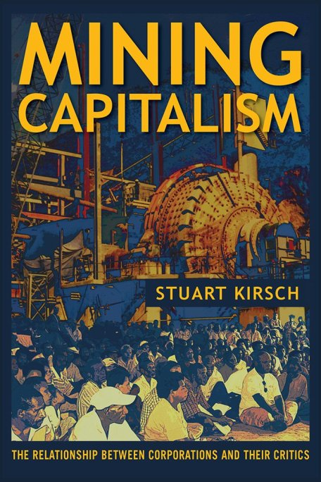 Mining Capitalism Cover