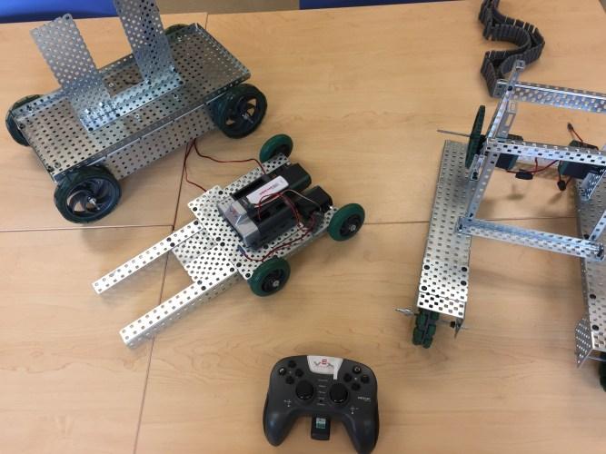 Bio-Med Science Academy Robotics