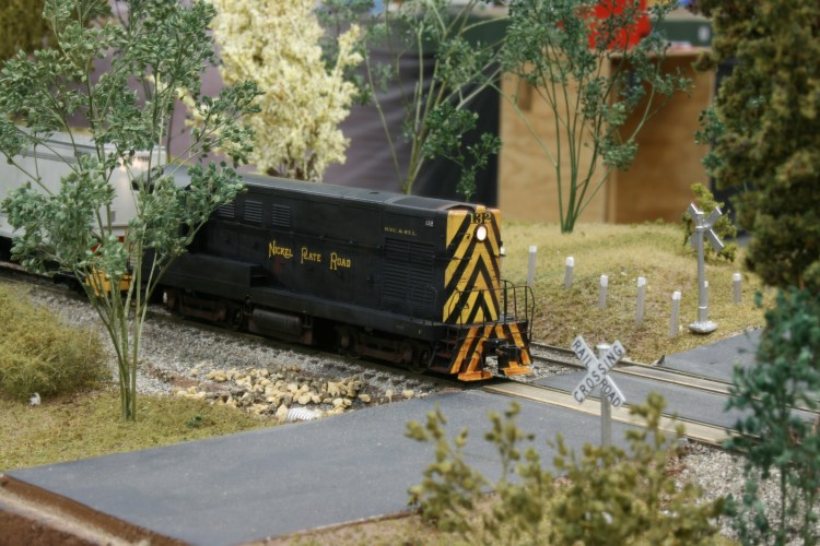 Western Reserve Free-mo modular group ( HO scale model railroad )