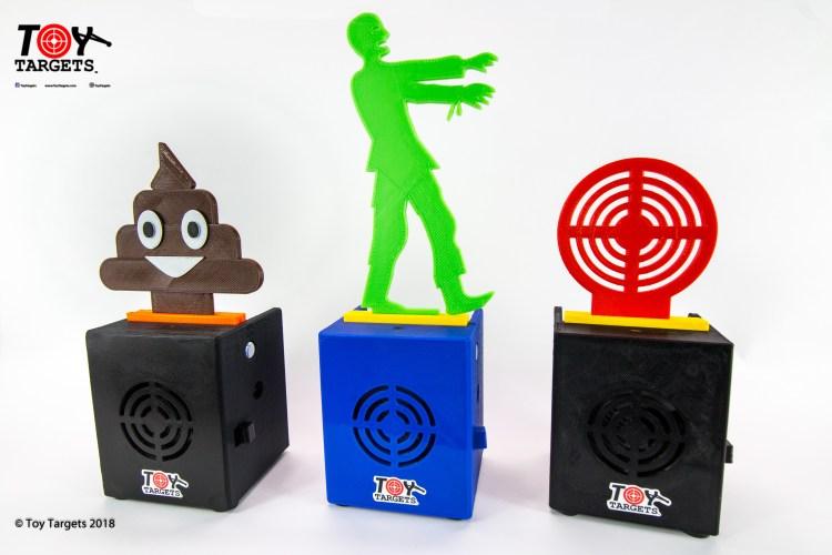 Toy Targets - Foam Blaster Targets
