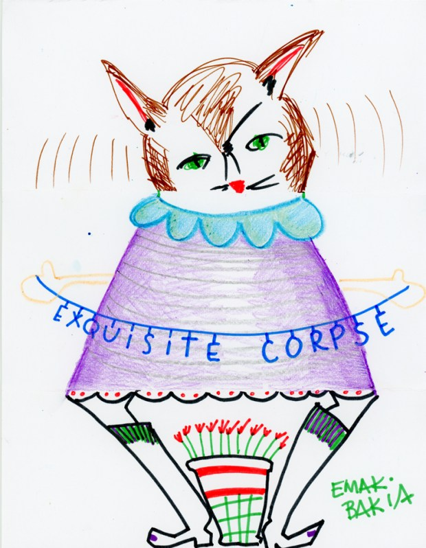 Surrealist Game The Exquisite Corpse View More Akron