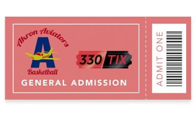 Akron Aviators partner with 330Tix for Next Season!