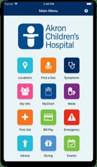Mychart Akron Childrens Hospital : mychart, akron, childrens, hospital, Akron, Children's, Hospital