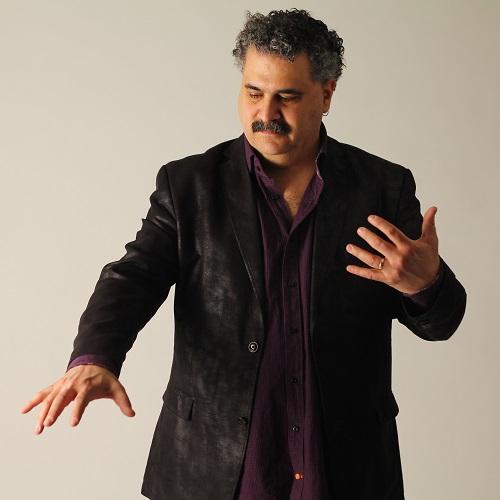 Composer Marc Mellits