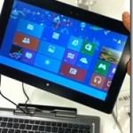 富士通、液晶着脱式のWindowsハイブリッドタブレット