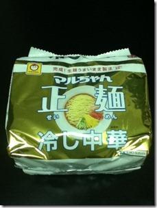 マルちゃん正麺 冷やし中華