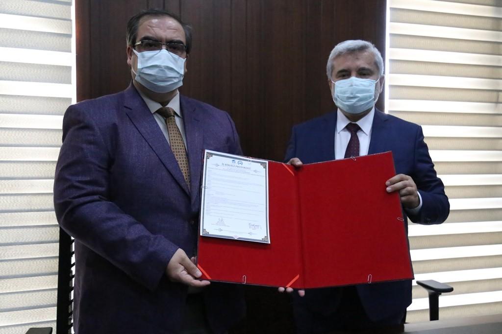 ASÜ ile ASÜMED arasında spor macera parkuru protokolü imzalandı
