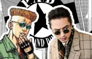 Koichi Haruyama (Parko), Karakter yang DiperankanTakashi TsukamotodiFilm High & Low The Worst