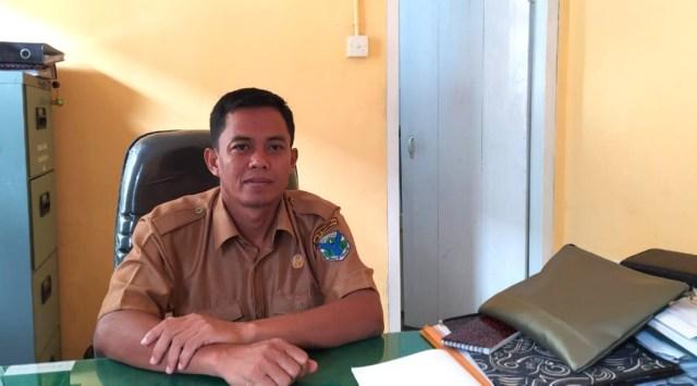 Kabid Perumahan Dinas Perkim Kabupaten Batanghari, Purwanto.