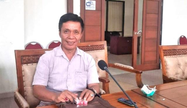 Anggota DPRD Muaro Jambi Dapil Jaluko, Ulil Amri.