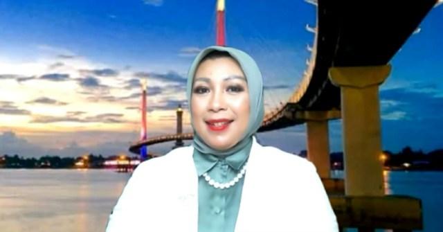 Kepala Perwakilan BI Provinsi Jambi, Suti Masniari Nasution.