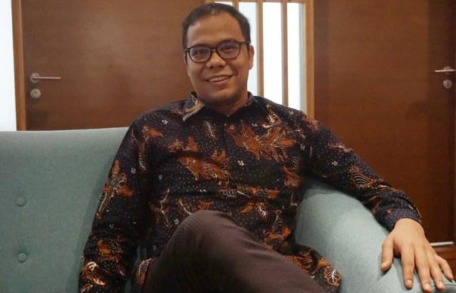 CEO & Co-Founder Akseleran, Ivan Tambunan.