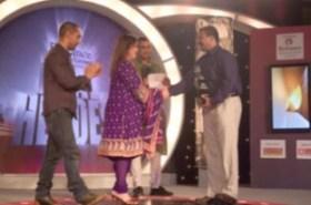 Krishnan Honoured by CNN-IBN and RIL
