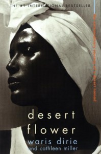 The Desert Flower by Waris Dirie