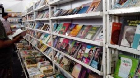 Gurjar Stall Ahmadabad National Book Fair