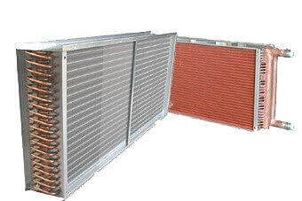 Extended Surface Heating & Cooling Coils