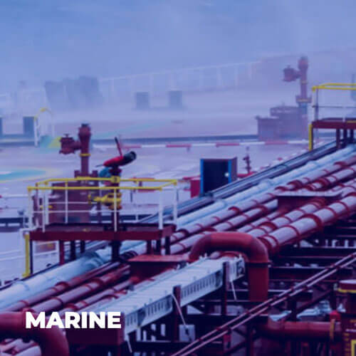 Heat Exchanger Services for Marine Sector