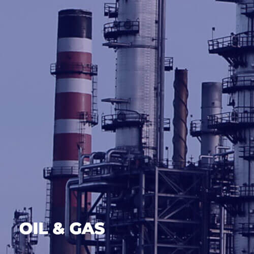 Heat Exchanger Services for Oil & Gas Sector