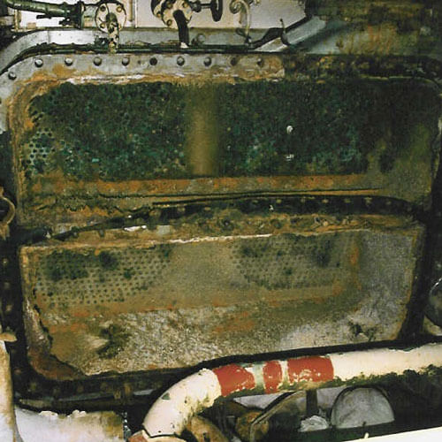 Heat Exchanger in Need of a Retube