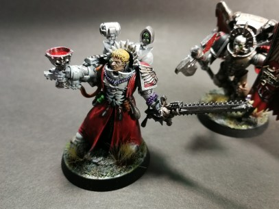 Sanguinary Priest & Ancient