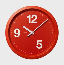 9-5 clock