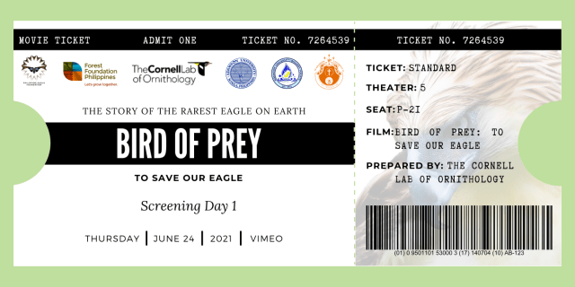 Watch Bird of Prey: To Save Our Eagle