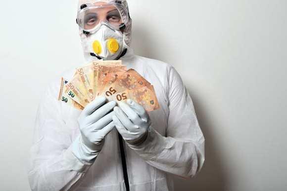 investering i coronavirus