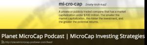Planet MicroCap