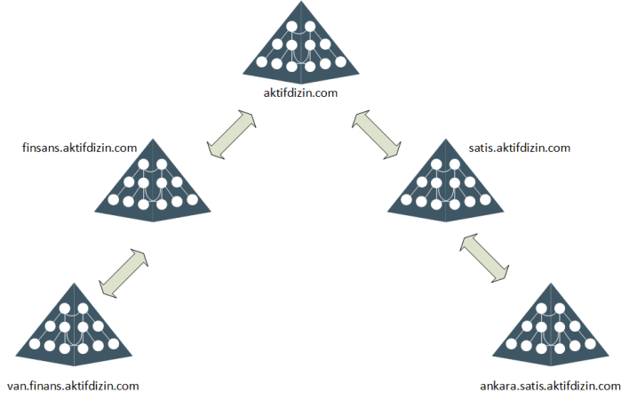 Active Directory Domain Trees
