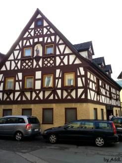 Das Gästehaus des Hotel Resengörg