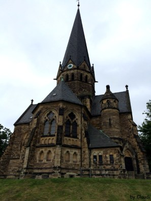 Kirche Thale