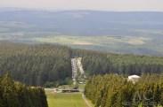Blick zum Hunsrückhaus