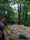 Steilabstieg