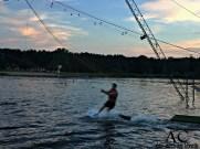 Wasserski am Bernsteinsee